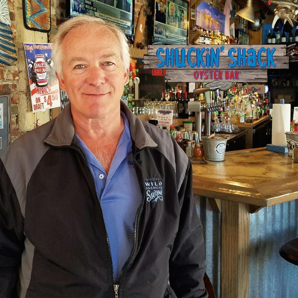 Mario Piccinin is the Vice President of Franchise Development for the Shuckin' Shack Restaurant Franchise and the man in charge of helping potential franchisees navigate our partner vetting process.