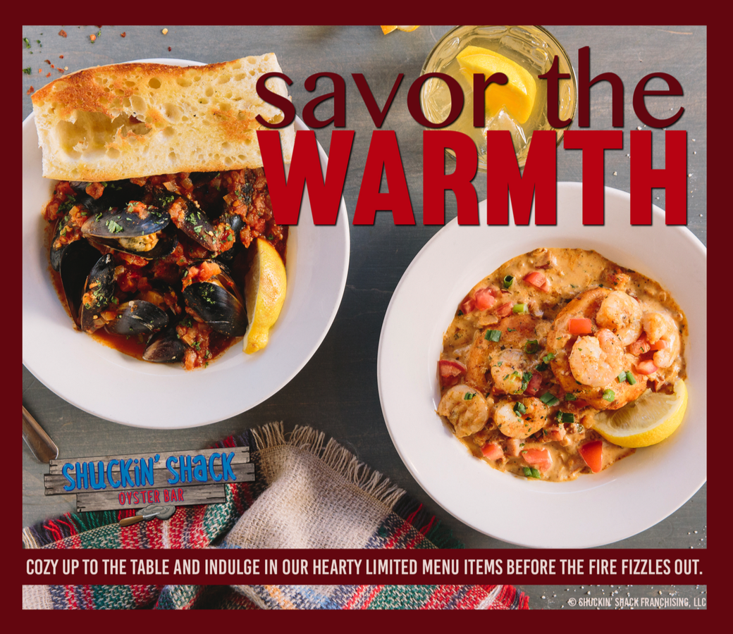 While maintaining a one-page menu is critical for the success of the Shack, Limited Time Offers that change with the season have been powerful at keeping our loyal customers coming back for more!