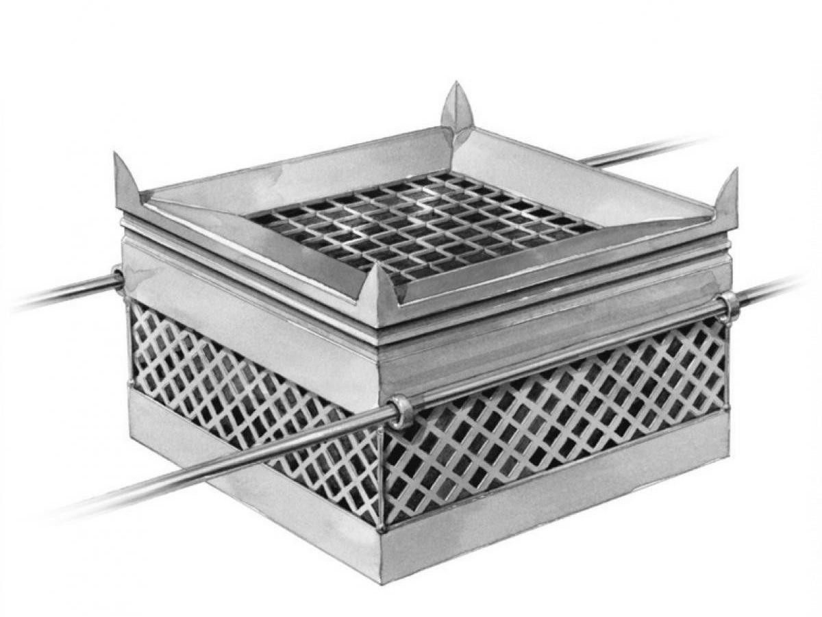 Figure 5 - Altar of Burn Offering
