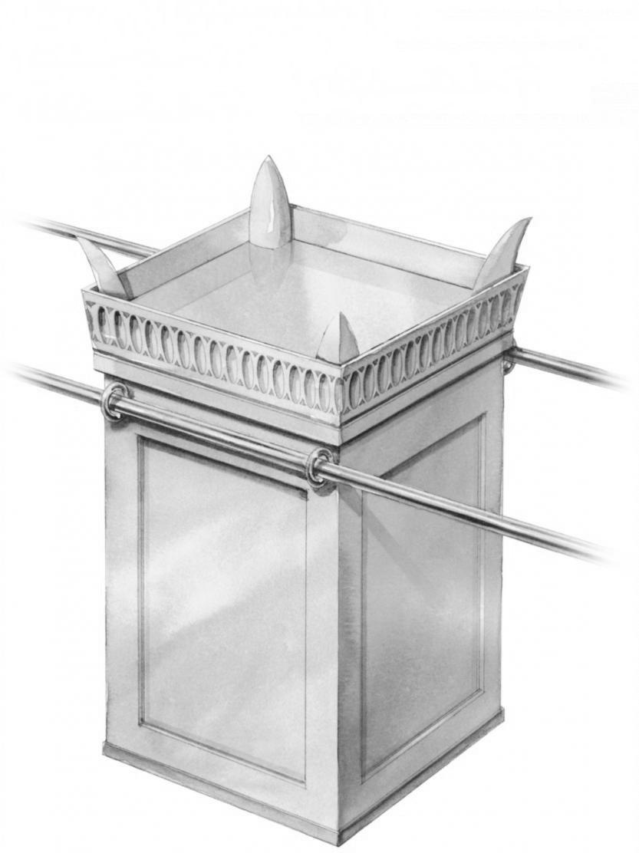 Figure 11 - Altar of Incense