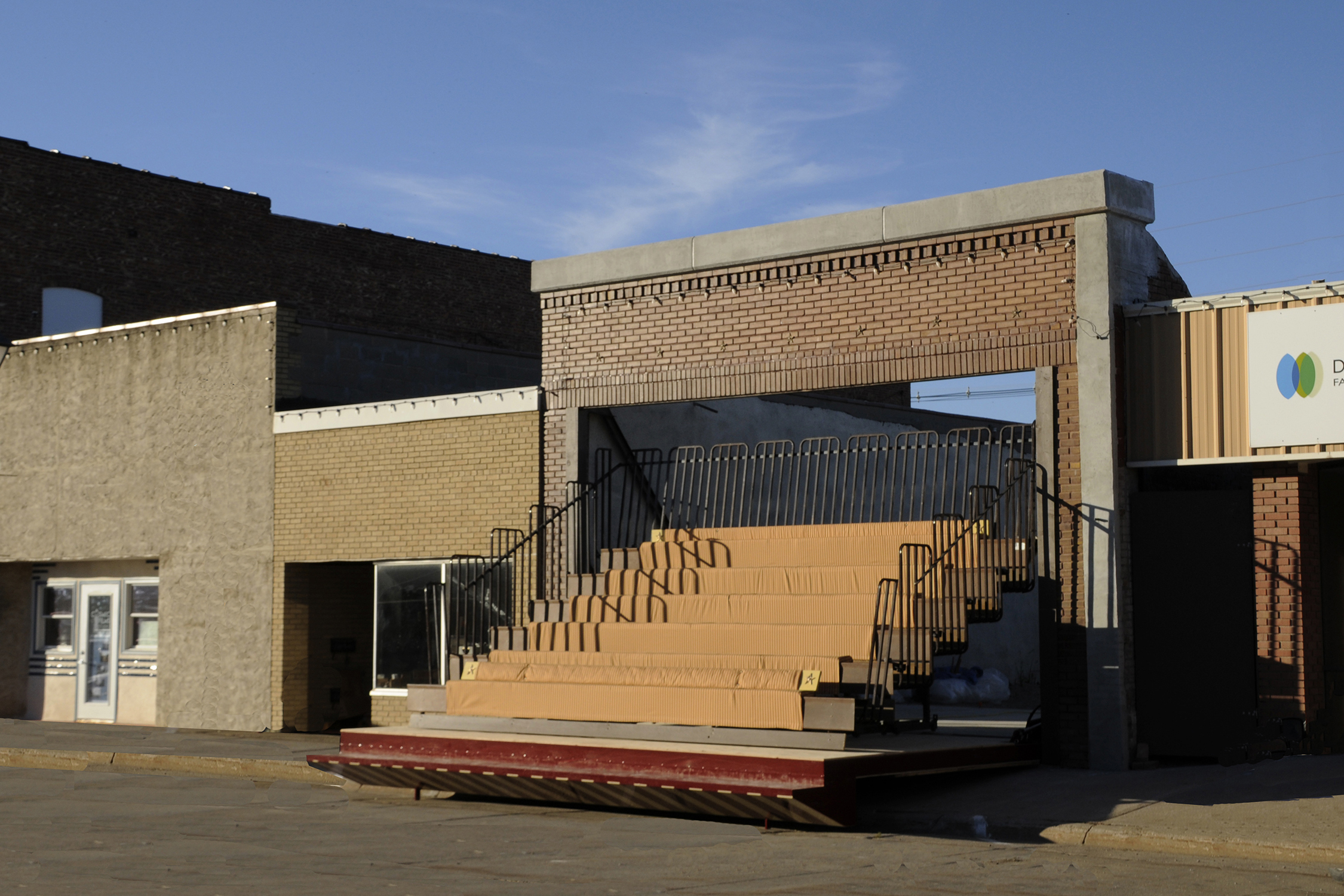 STOREFRONT THEATER -