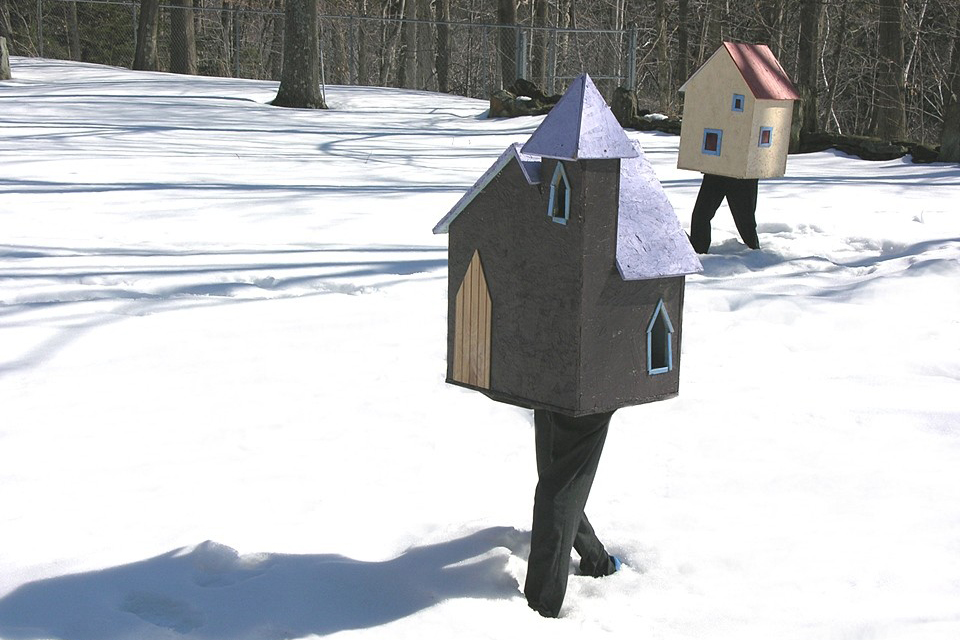WANDERING HOME -