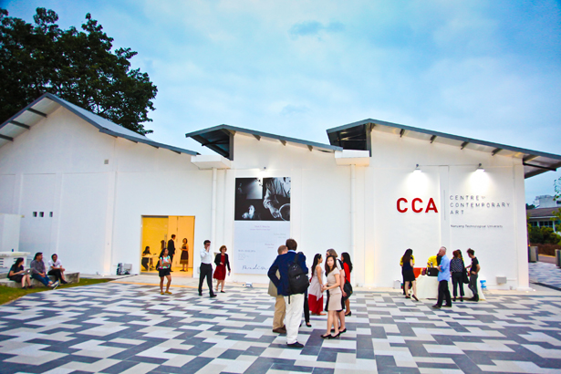 Center For contemporary Art Singapore - Residency: Matthew Mazzotta was Invited to be an artist in residence for 3 months (Nov 2014-Jan 2015) at the CENTRE FOR CONTEMPORARY ART SINGAPORE (CCA).