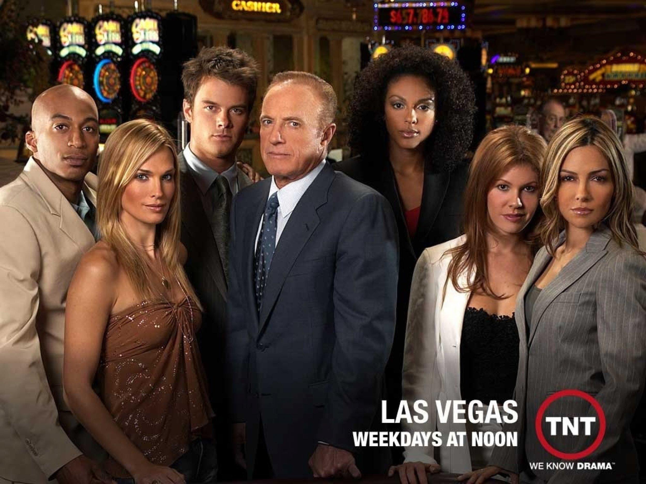 TNT TV Las Vegas Series Cast - Molly Sims