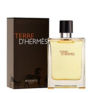 Travel perfume- terre d'Hermes