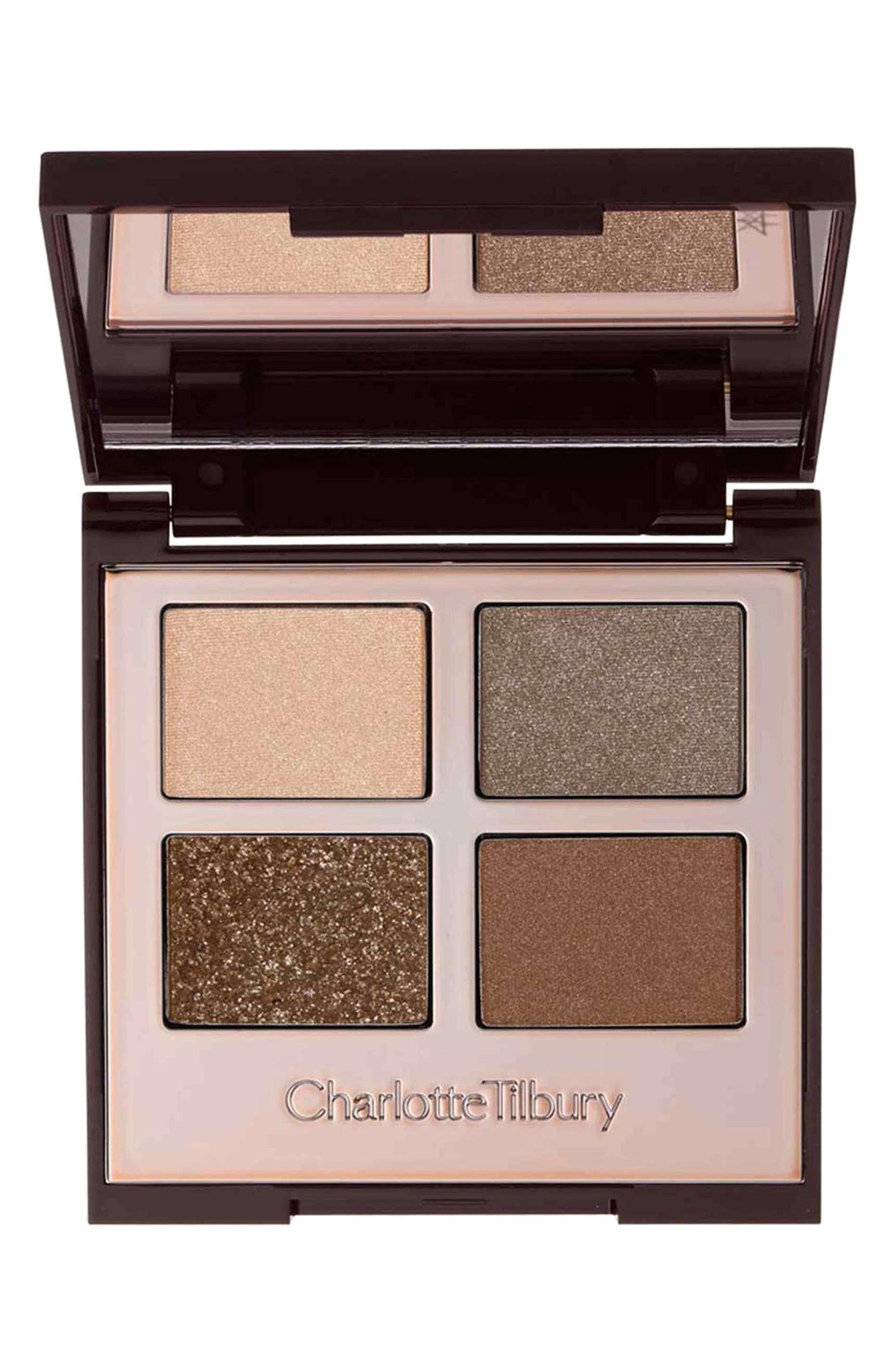 """Charlotte Tilbury Luxury Palette in """"golden goddess"""""""