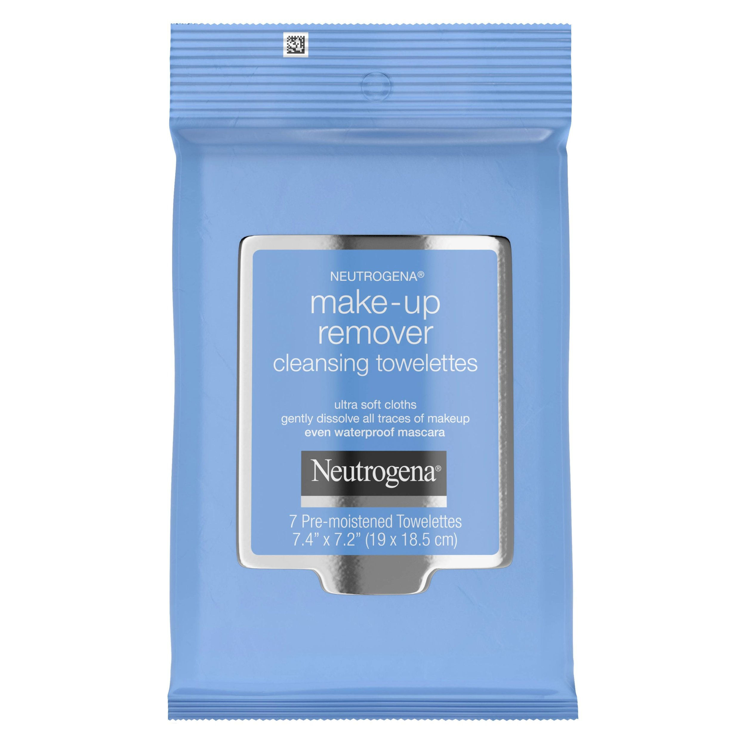 Neutrogena Makeup Remover Cleansing Towelettes & Wipes Travel Size