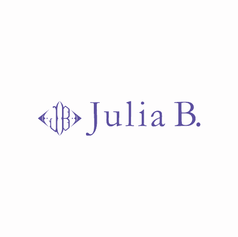 Julia B. - A small, Connecticut-based company that sells super high quality handmade linens that can be both customized and personalized via monogram.