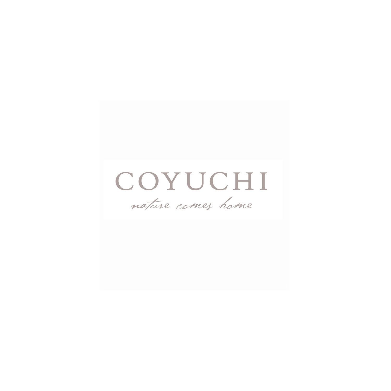 Coyuchi - This Japanese brand is extremely simple, but totally organic and luxe.