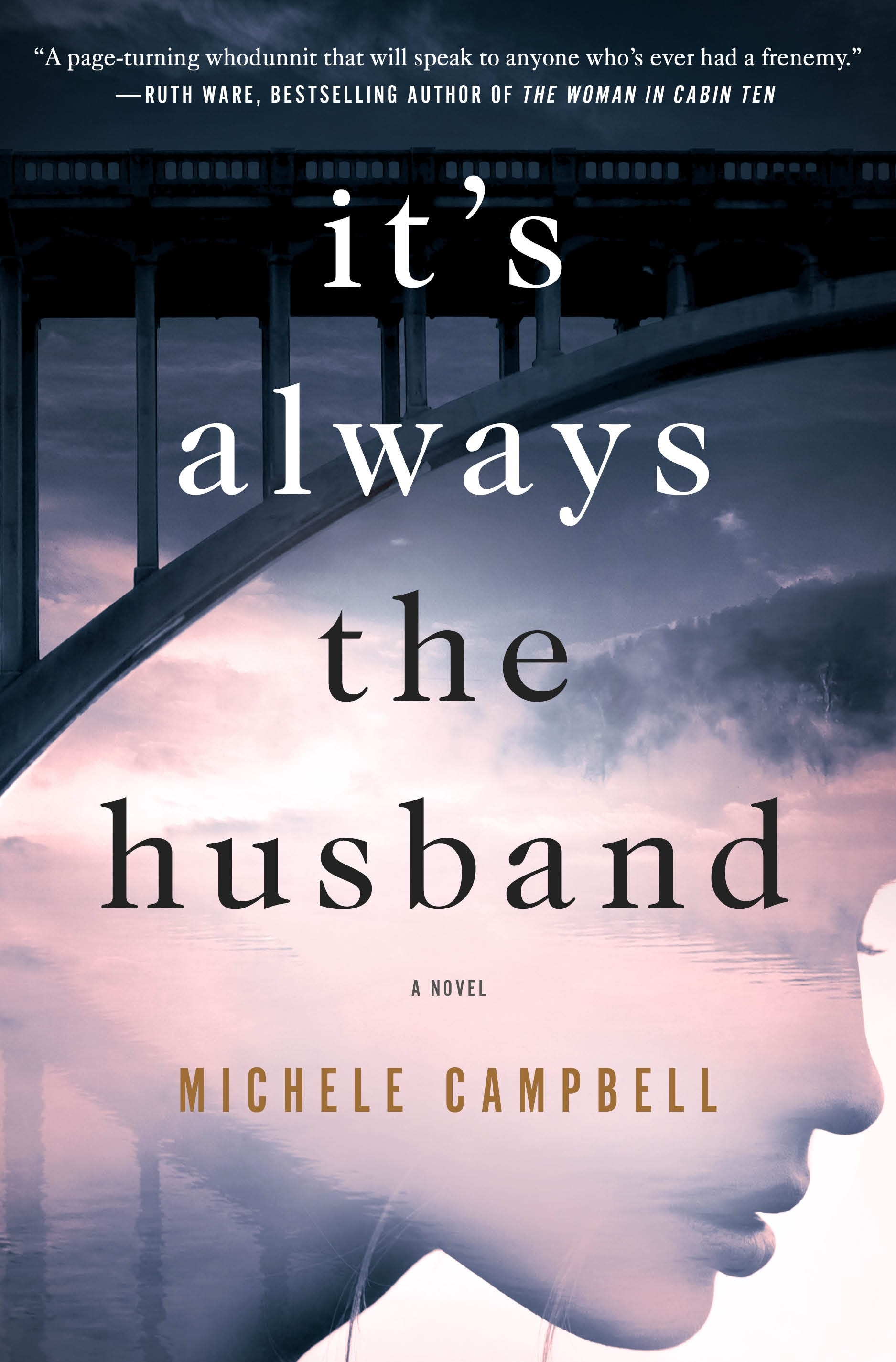 Molly Sims Book Club, It's Always The Husband