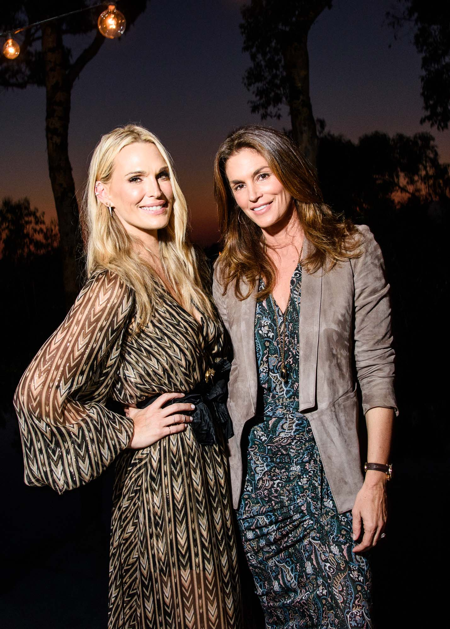 Molly Sims Everyday Chic Book Launch, photography by Hannah Thomson