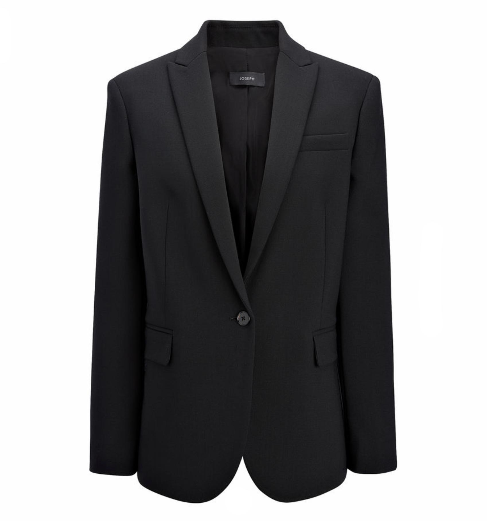 Joseph Stretch Wool Savoy Jacket