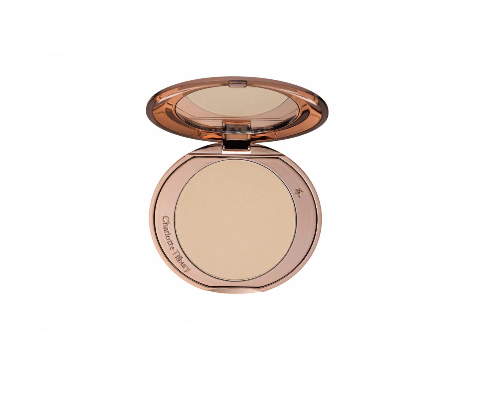 Charlotte Tilbury  AIRBRUSH FLAWLESS FINISH  2 MEDIUM  Skin Perfecting Micro-Powder