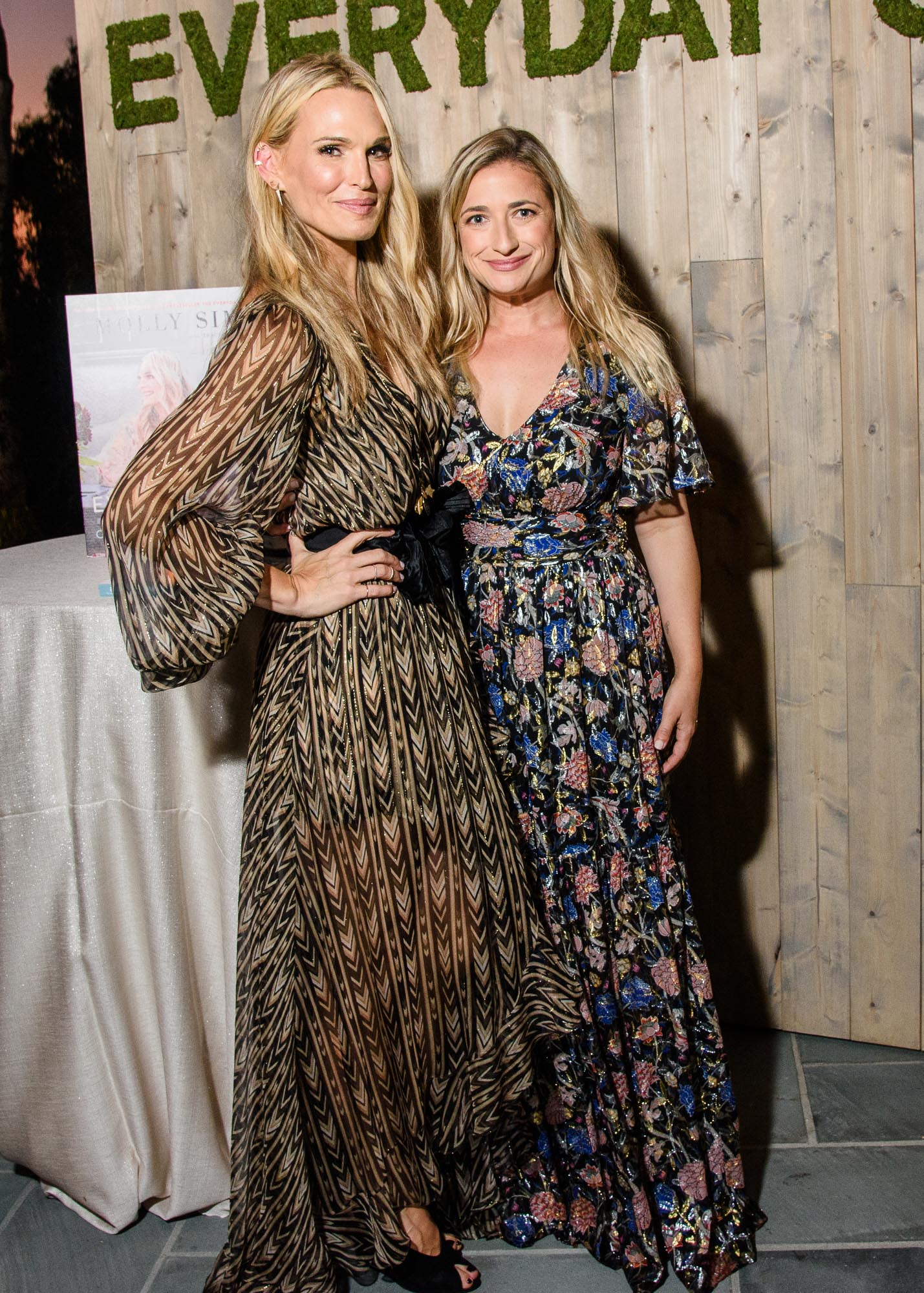 Molly Sims - The Most Common Party Planning Mistakes with Stefanie Cove - Photo-HannahThomson