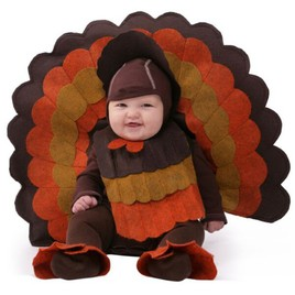 Jet Baby Turkey Costume