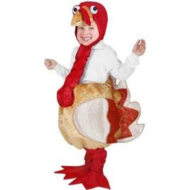Child Turkey Costume, Small 4-6
