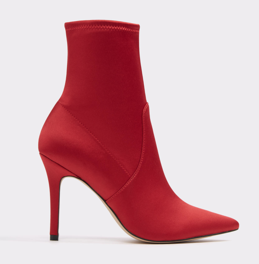 Aldo Shoes MIRIRACIEN RED MISC. WOMEN'S BOOTS