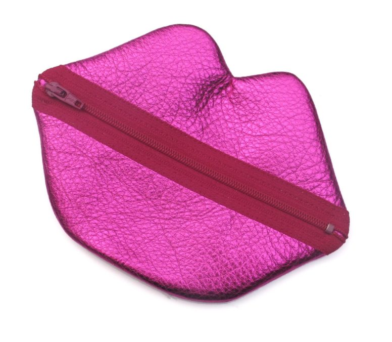 Claflin Thayer & Co. Large Lips Bag
