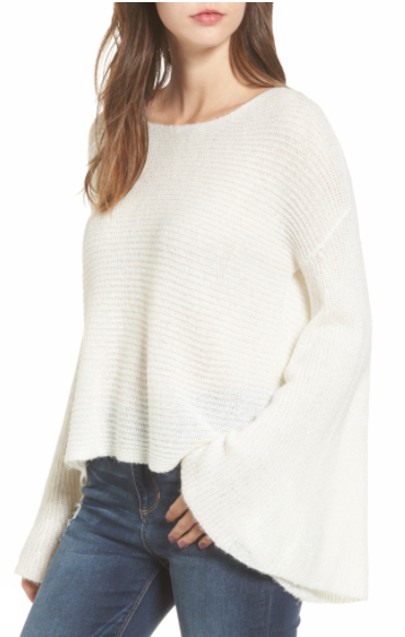 Flare Sleeve Sweater BP.