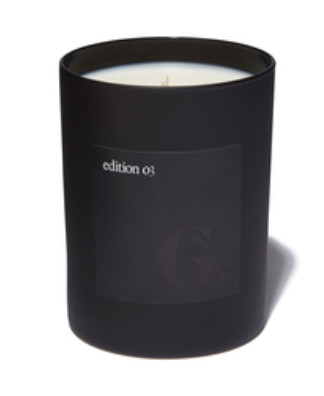 GOOP SCENTED CANDLE: EDITION 03 - INCENSE