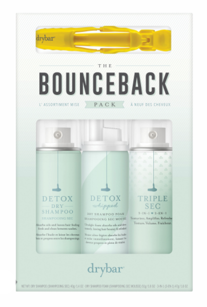 DryBar THE BOUNCEBACK PACK