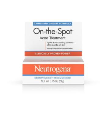 NEUTROGENA® ON-THE-SPOT® ACNE TREATMENT- 0.75 OZ