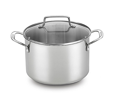 CUISINART® CHEF'S CLASSIC™ STAINLESS STEEL 5.75 QT. COVERED SOUP POT