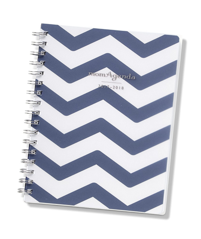 AMAZON.COM : MOMAGENDA DESKTOP SPIRAL DAY PLANNER (AUGUST 2017 - DECEMBER 2018)