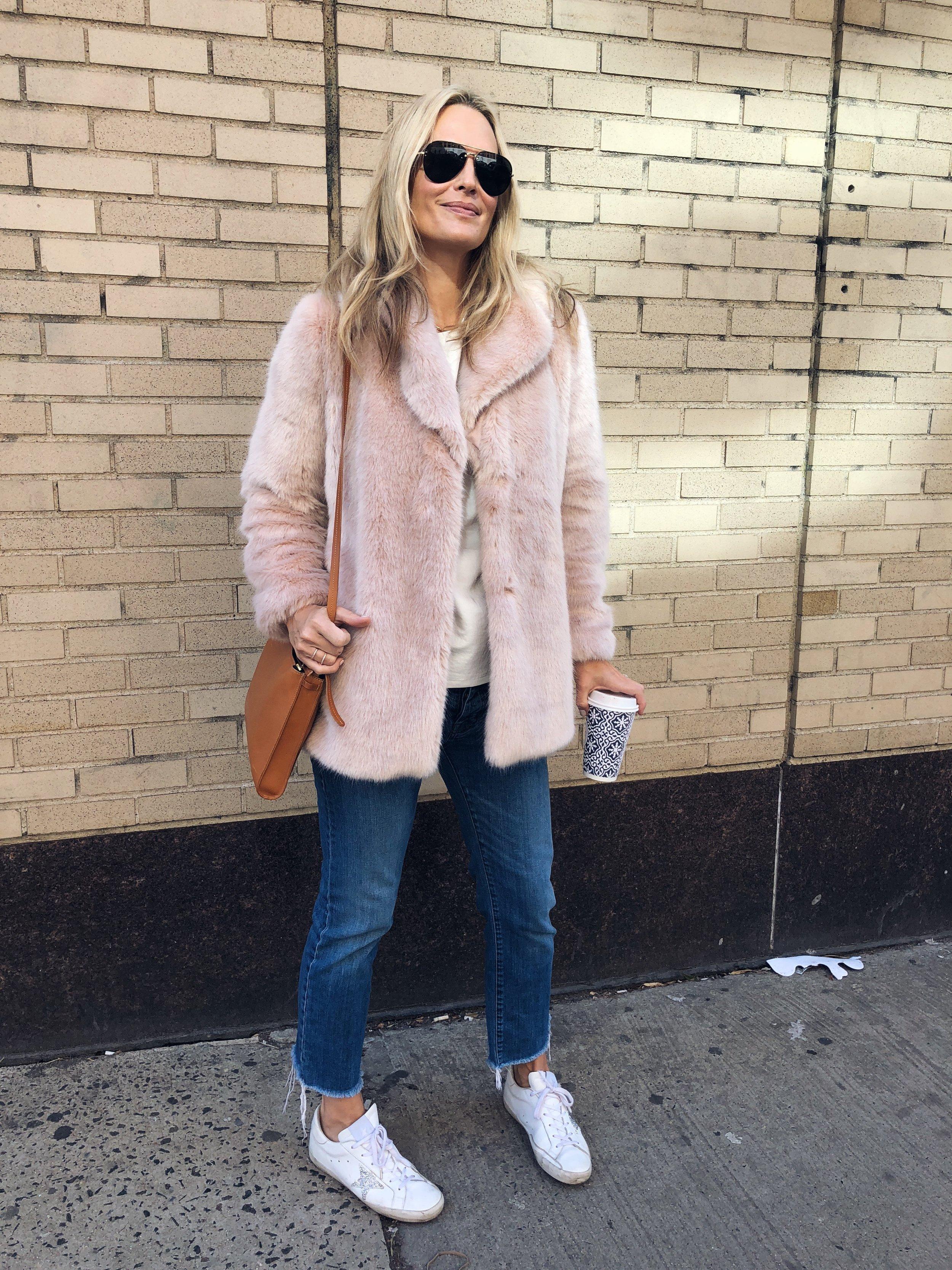 Faux Fur Coats Under $150