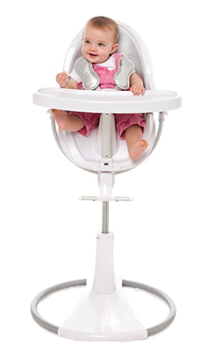 AMAZON.COM : BLOOM FRESCO CHROME CONTEMPORARY BABY CHAIR : CHILDRENS HIGHCHAIRS : BABY