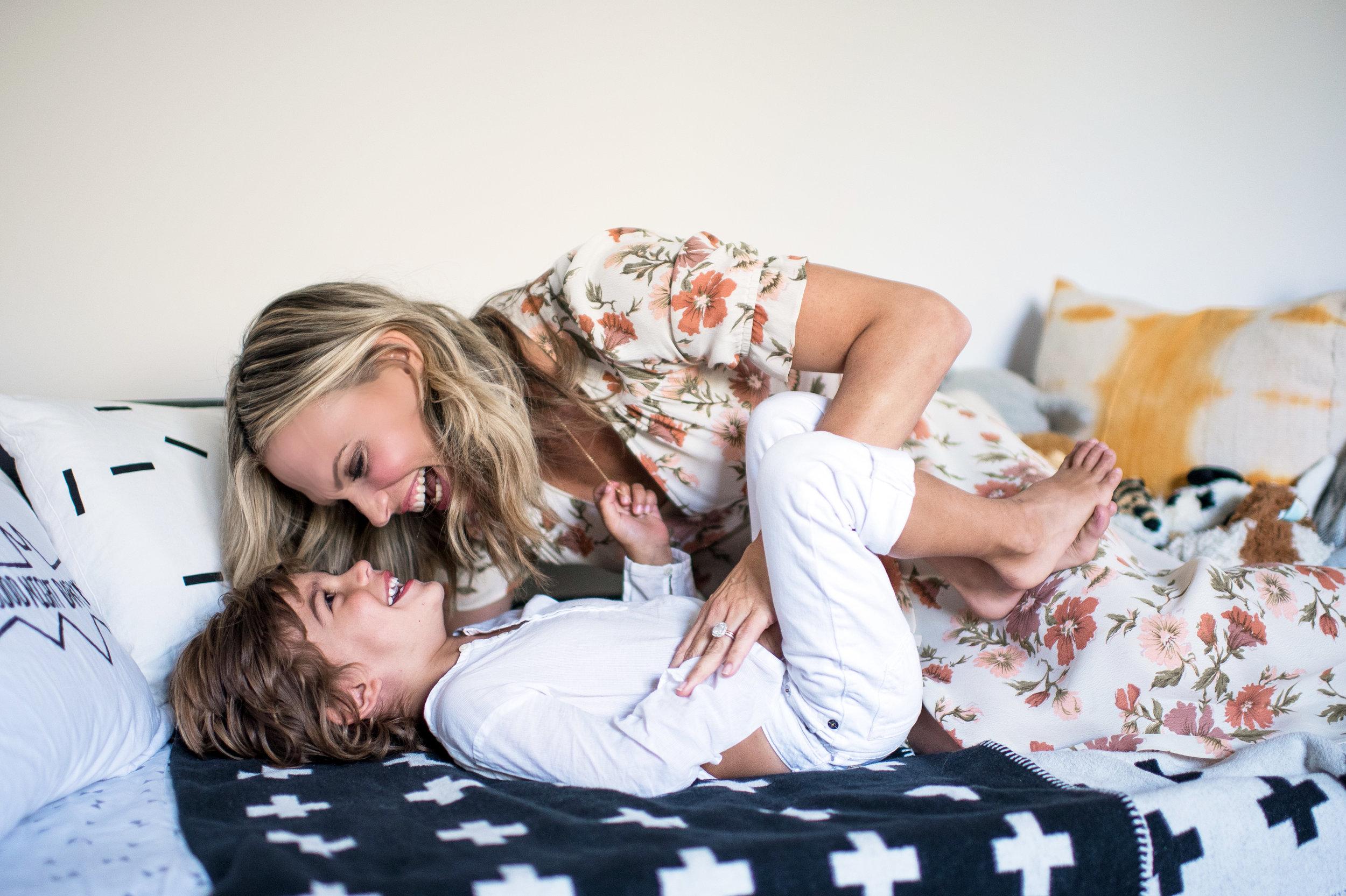 Our Parenting Principles Photography: Allen Daniel