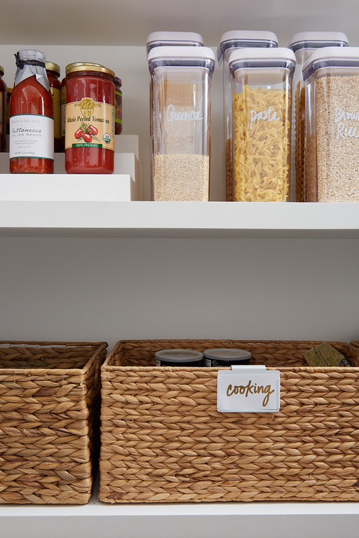 Total Pantry Makeover Photography: Amy Neusinger