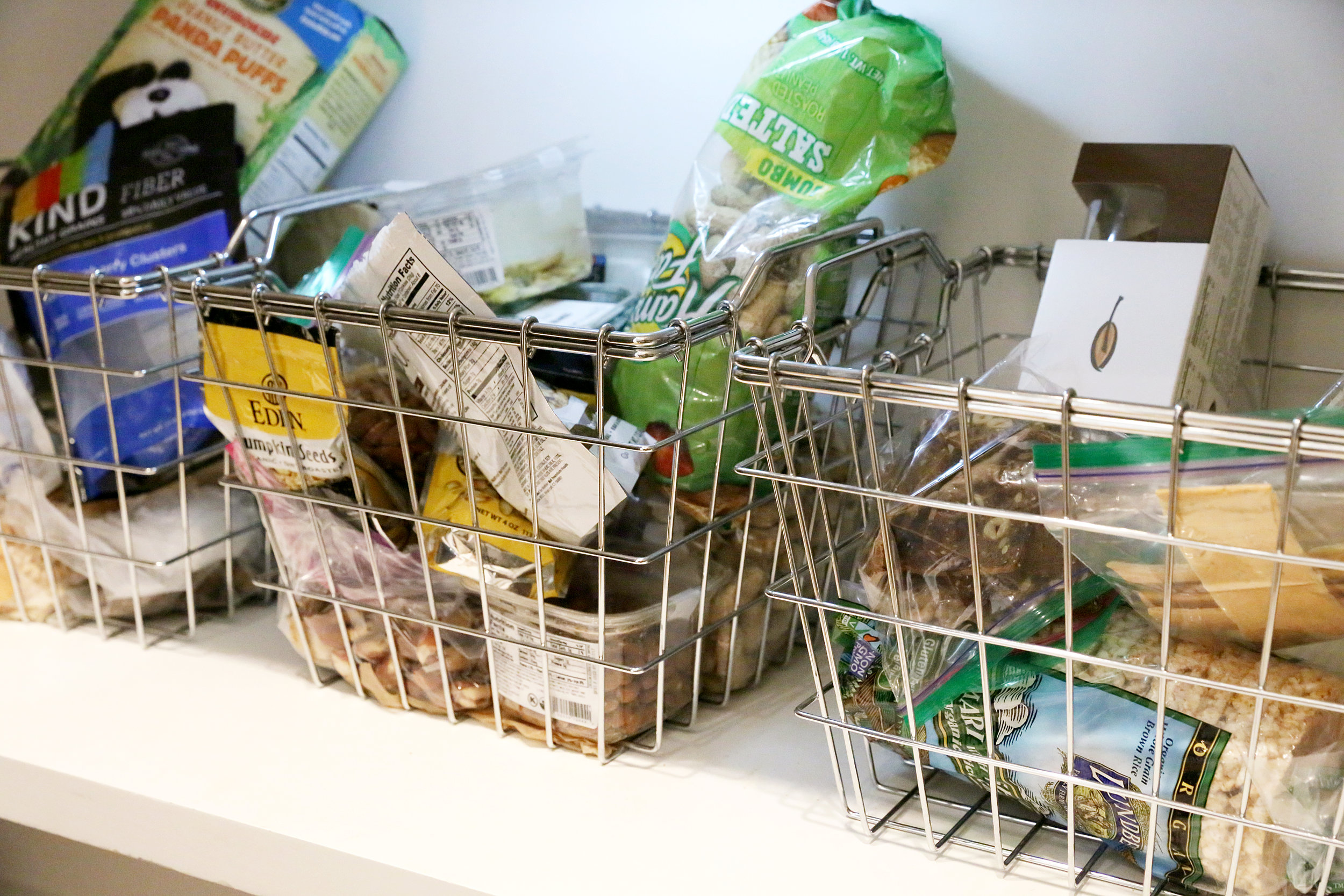 Total Pantry Makeover Photography: Erica Hampton
