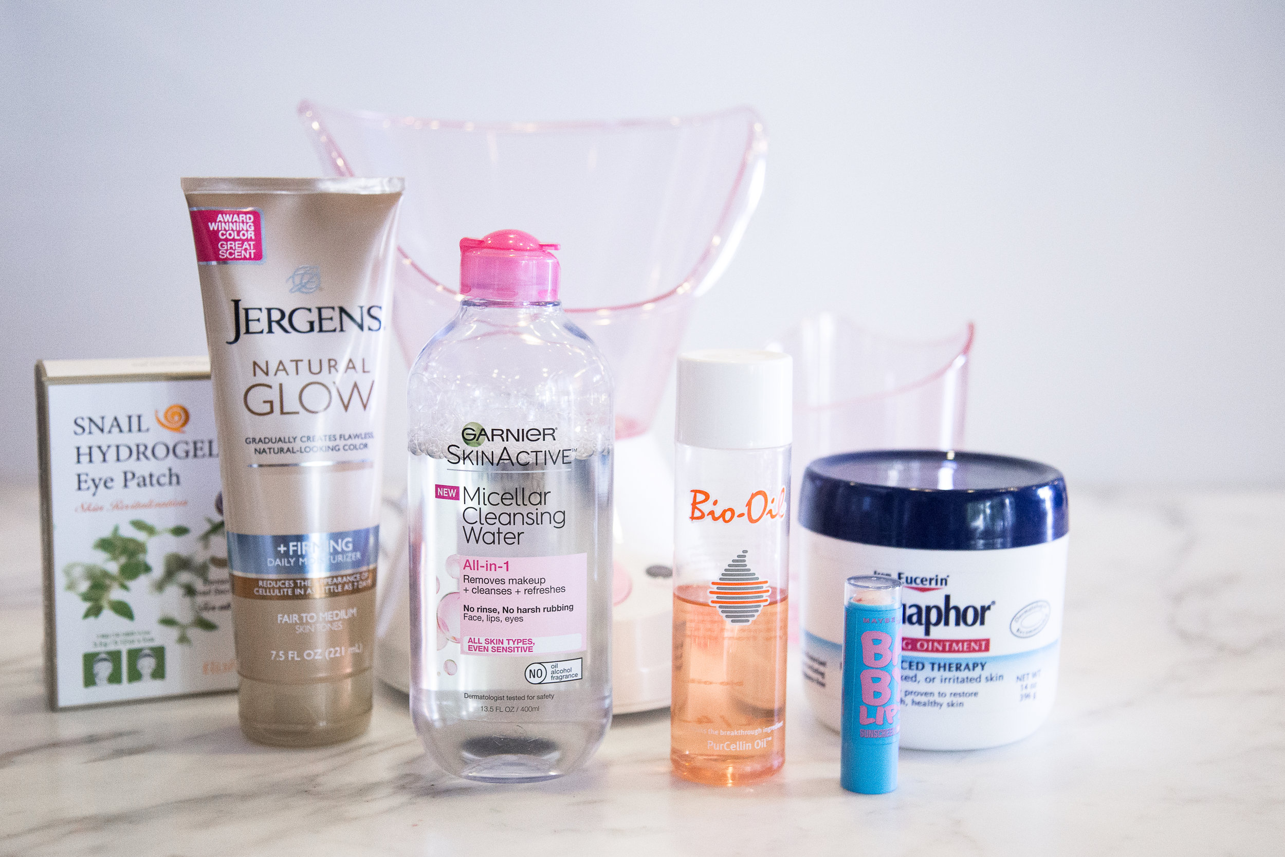 Drugstore Spa Day Products Photography: Erica Hampton