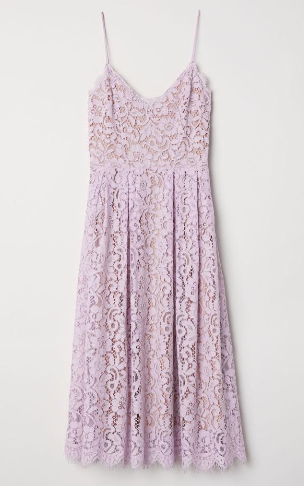 H&M H&M+ LACE DRESS $79.99