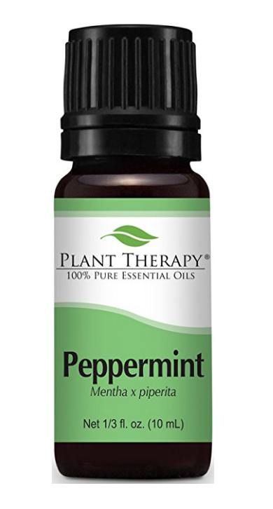 PEPPERMINT ESSENTIAL OIL. 100% PURE, UNDILUTED, THERAPEUTIC GRADE. (10 ML)