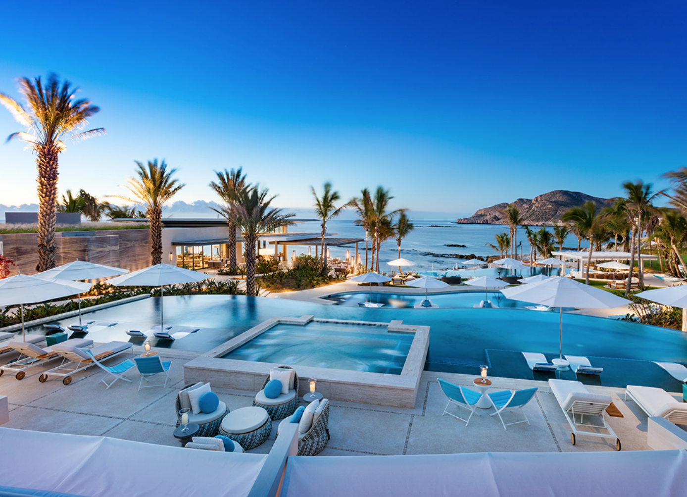 Chileno Bay Beach Club  -