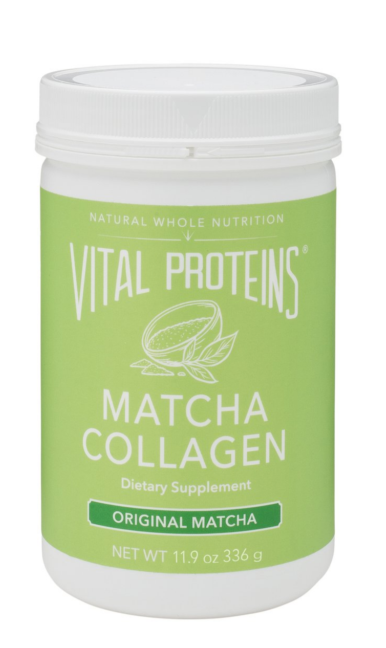 Vital Proteins Matcha Collagen Powder