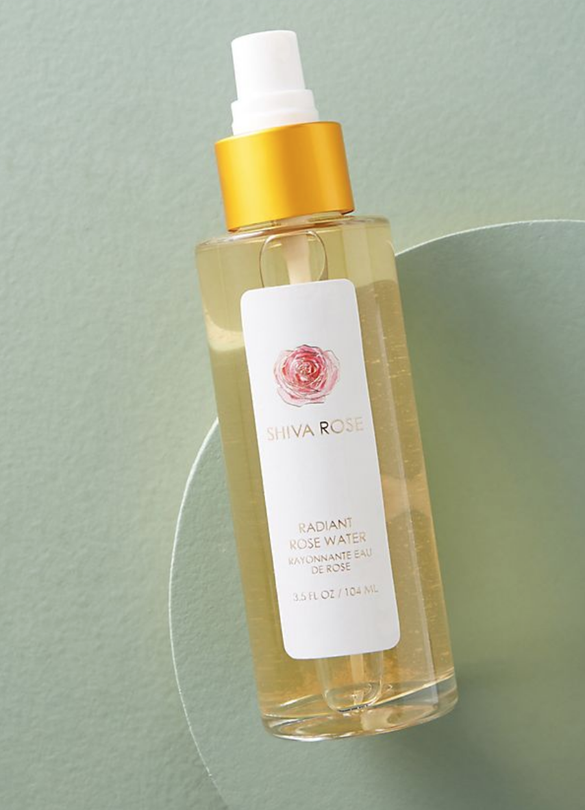 SHIVA ROSE RADIANT ROSE WATER | ANTHROPOLOGIE
