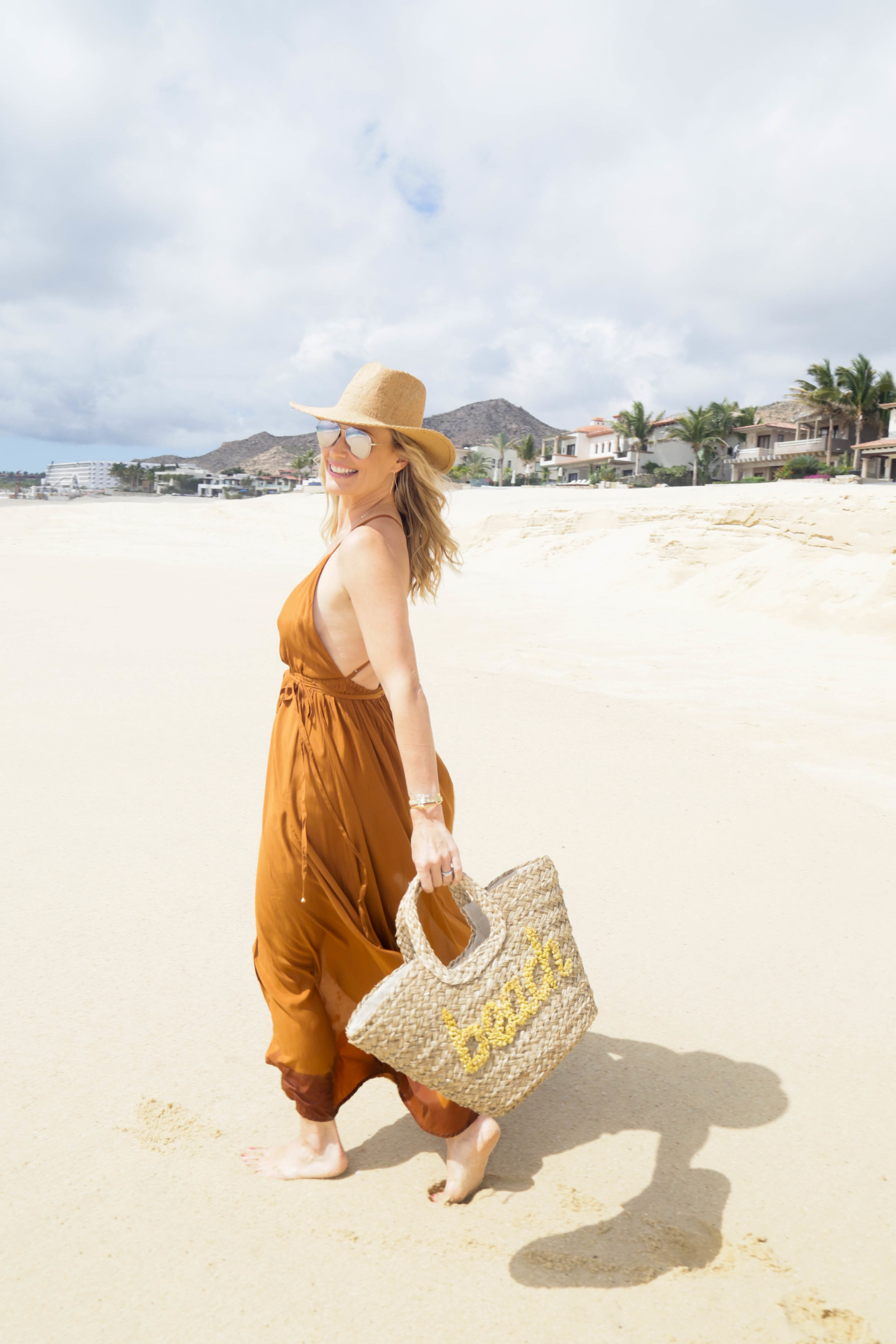 My Beach Bag Essentials (Photography: Erica Hampton)