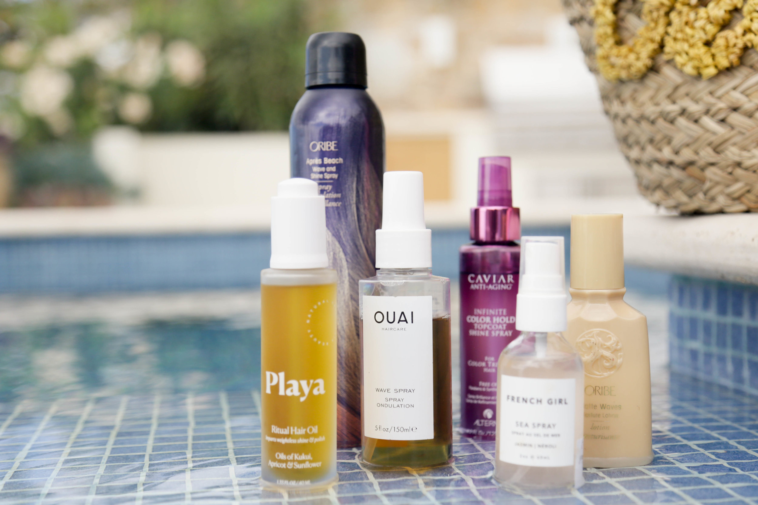 The Best Summer Hair Care Products (Photography: Erica Hampton)