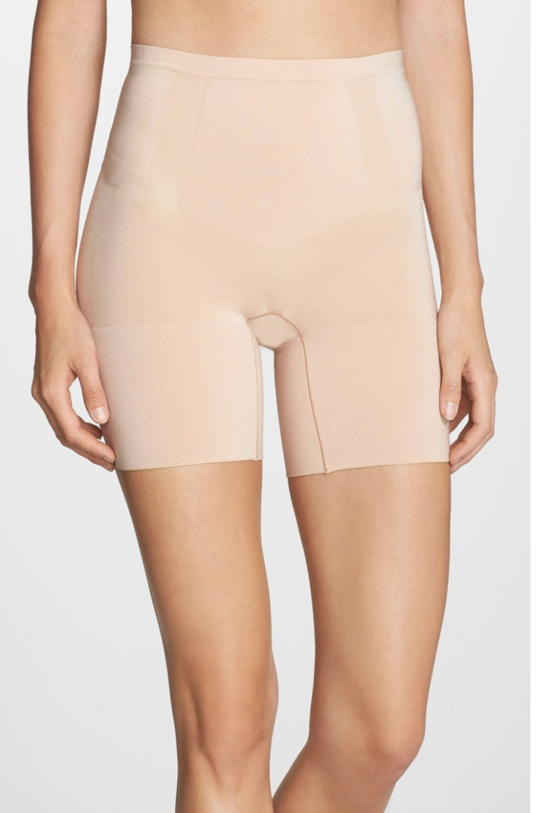 SPANX® ONCORE MID THIGH SHORTS