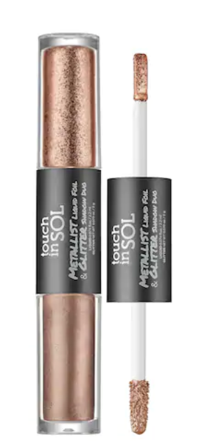 Metallist Liquid Foil & Glitter Eye Shadow Duo
