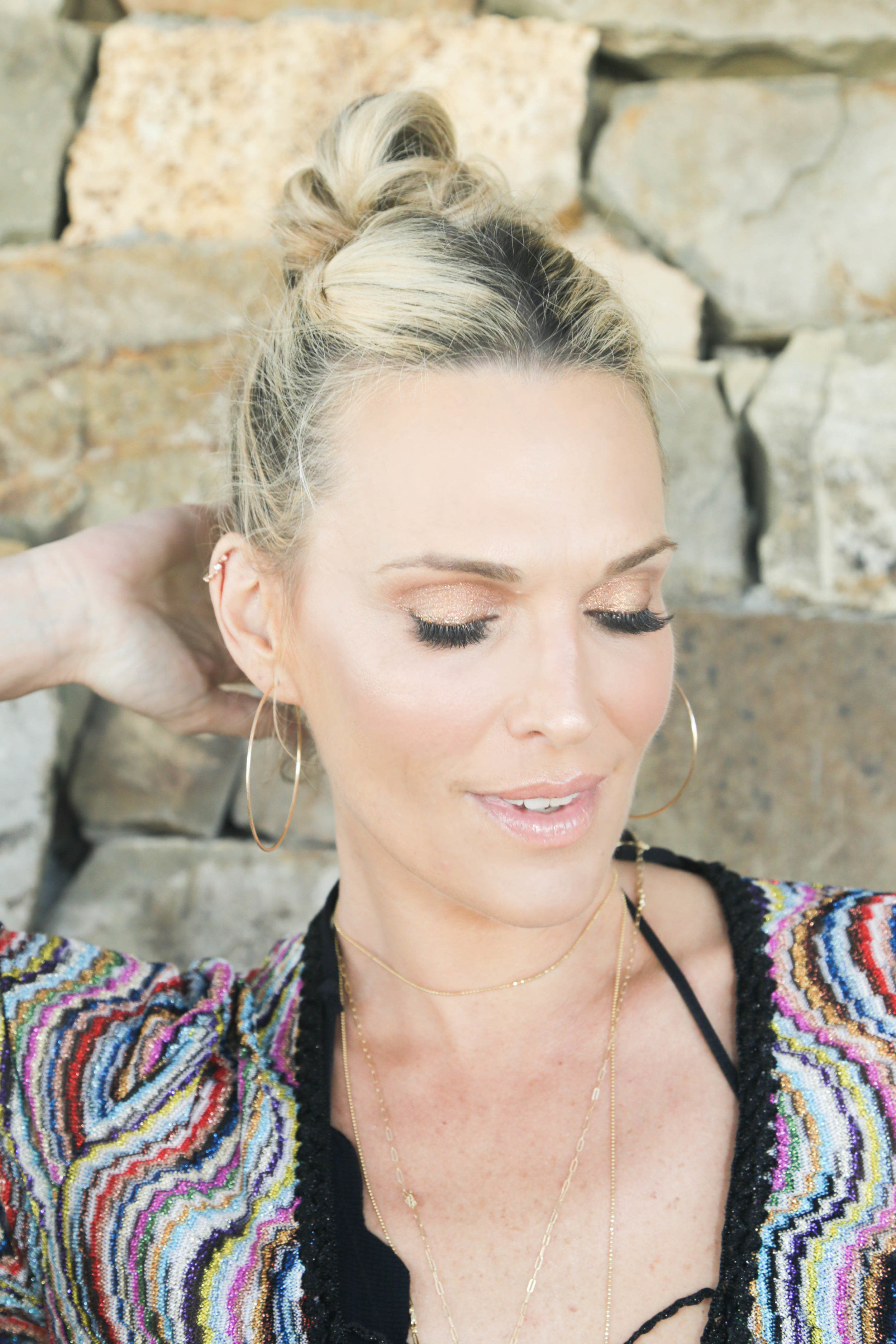 Trending: Lace Up Tops  (Photography: Erica Hampton)