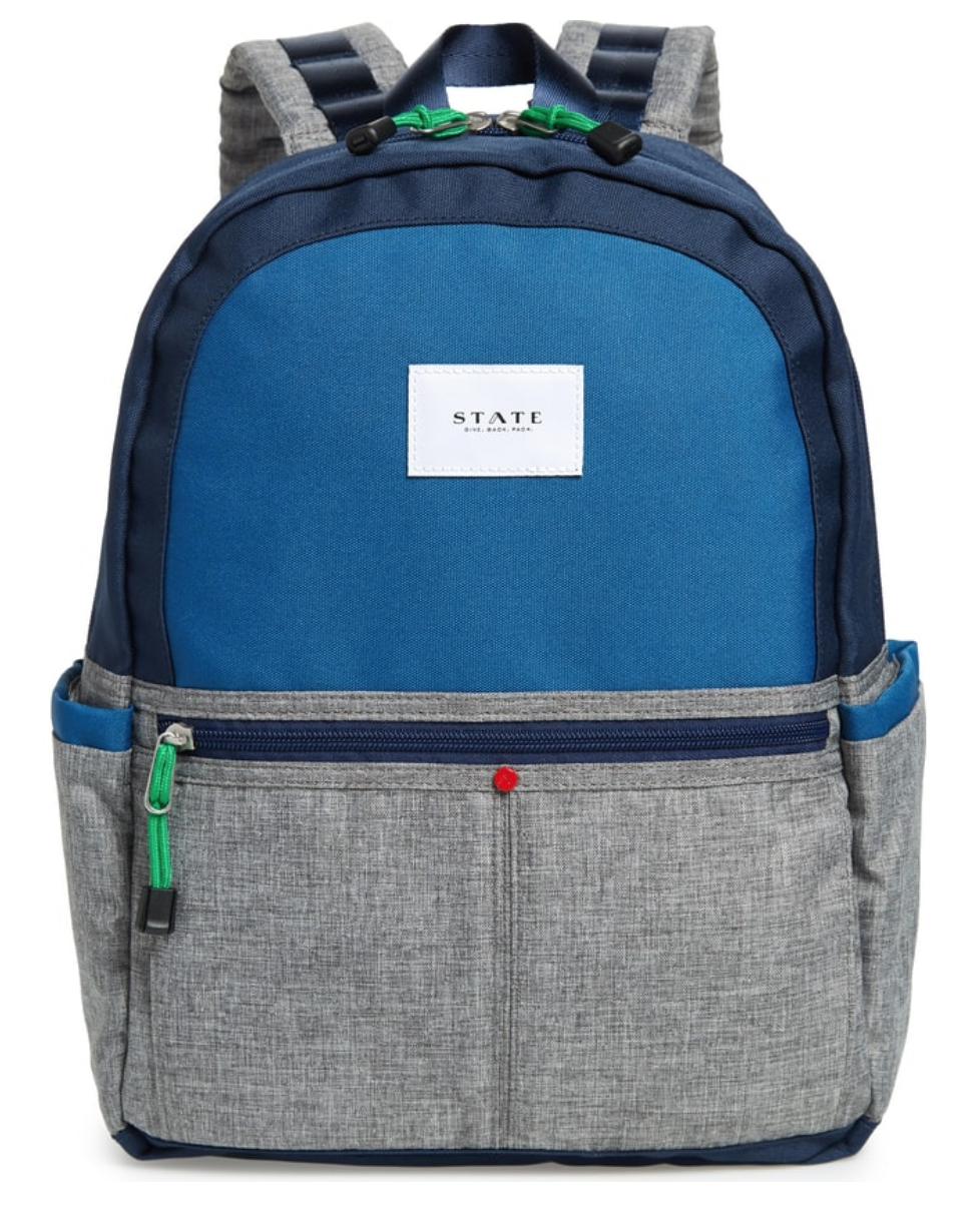 STATE BAGS KANE COLORBLOCK BACKPACK (KIDS)
