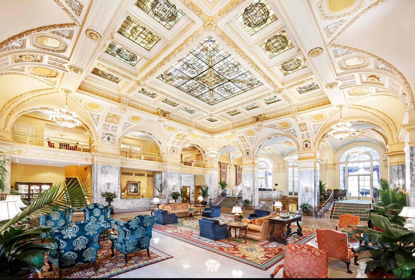 Nashville Travel Guide (Photography: Hermitage Hotel)