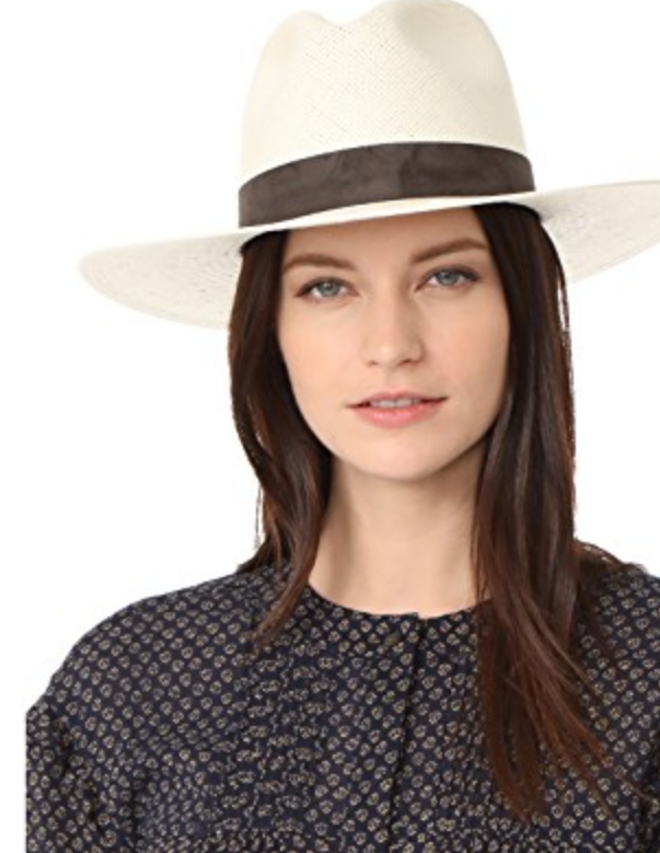 PACKABLE MARCELL SHORT BRIMMED FEDORA