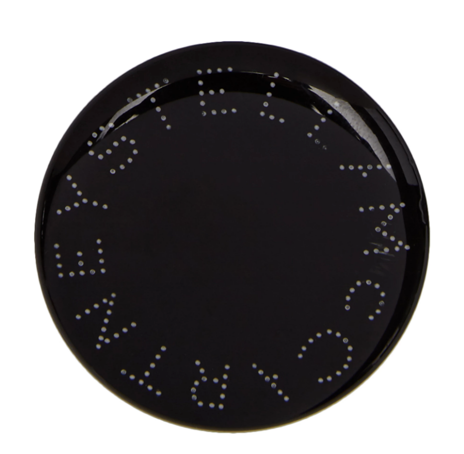 STELLA MCCARTNEY - BLACK LOGO POP SOCKET