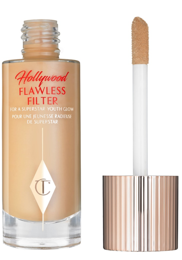 CHARLOTTE TILBURY HOLLYWOOD FLAWLESS FILTER FOR A SUPERSTAR YOUTH GLOW