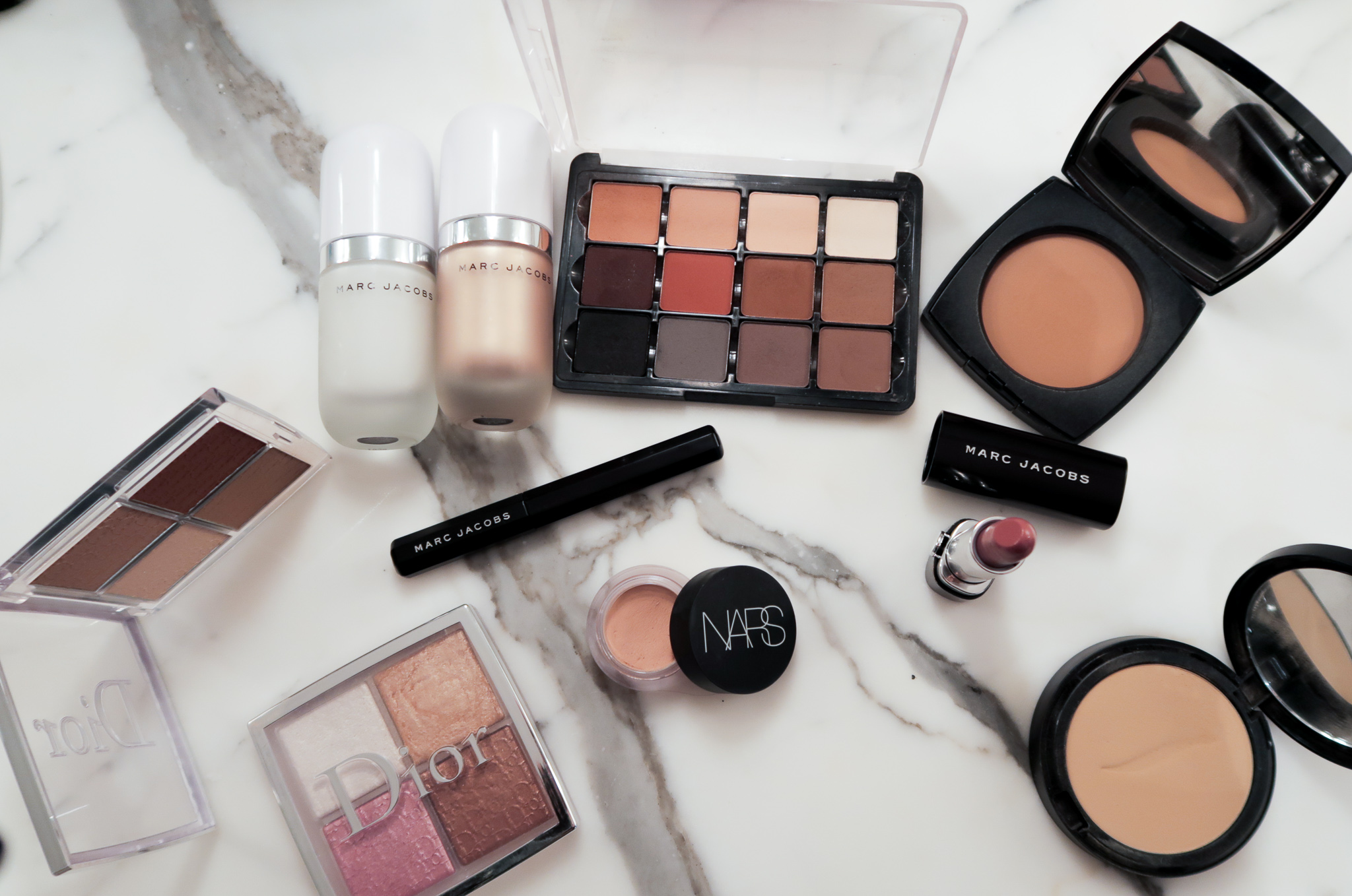 The Down-Low On My Makeup During NYFW